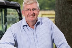 NZ National Fieldays Society new CEO, Peter Nation, at home on his lifestyle farm at Tamahere, near Hamilton, Friday 22 January 2016. Photo: Stephen Barker, Barker Photography. ©Fieldays
