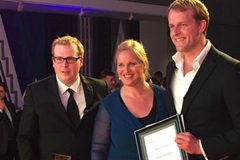 ThunderMaps wins New Zealand Spatial Excellence Award for Export