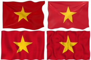 Great Image of the Flag of Vietnam