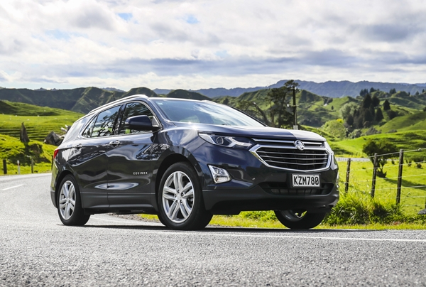 Holden New Zealand - Equinox Photoshoot, 13 November 2017