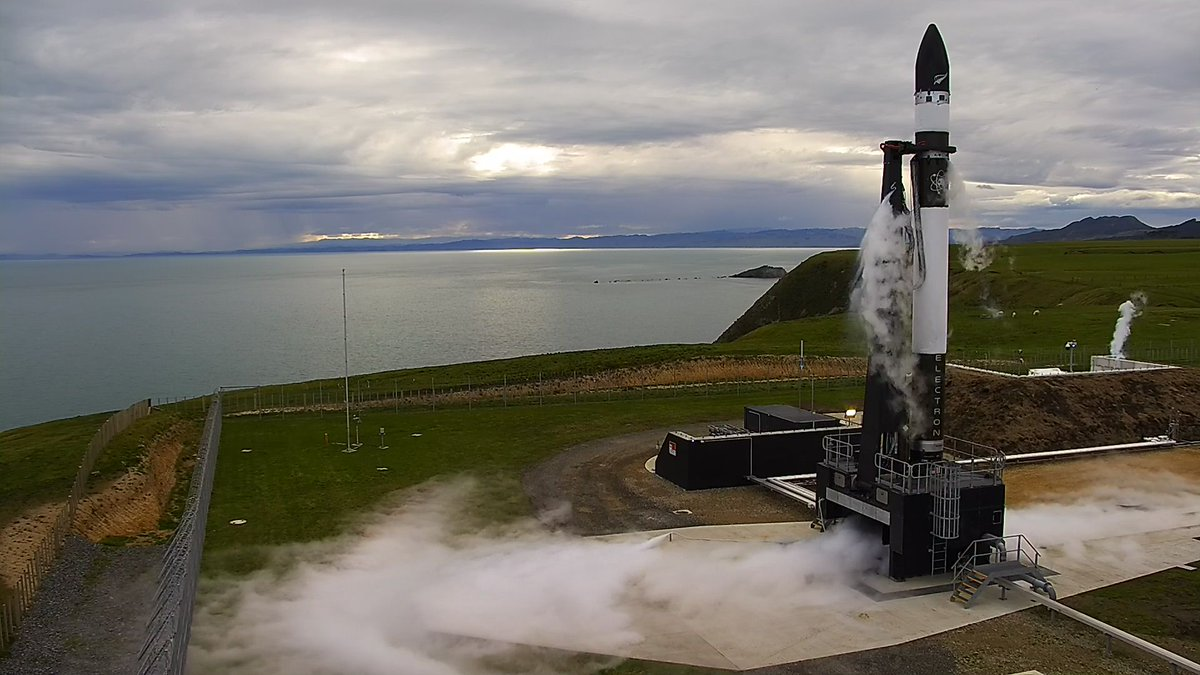 Rocket Lab successfully launches in orbit from NZ's Māhia Peninsula complex