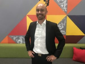 IWG's New Zealand country manager Pierre Ferrandon. Photo supplied