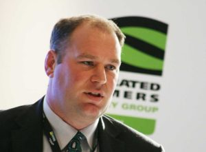 Federated Farmers vice-president Andrew Hoggard. Photo supplied