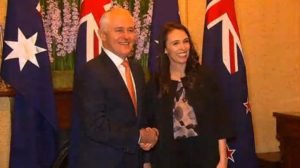 The New Zealand and Australian Prime Minsters have agreed to investigate ways to boost the flow of business and exports, from Small and Medium sized Enterprises (SMEs), across the Tasman. Photo TVNZ