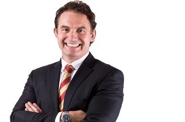 Small Business Minister Stuart Nash. Photo DefSec Media