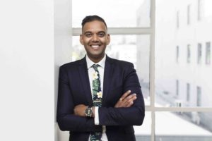 Niran Iswar, director and co-founder of Auckland-based accountancy firm NexGen Group. Photo supplied