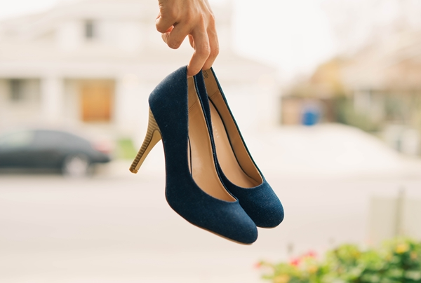 Would you like safe soles with your shoes? - Photo Andrew Tangalao, Unsplash
