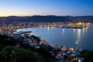 The Wellington Chamber says business pays 44 per cent of the city's total rates and are crucial to the local economy. Photo Twitter