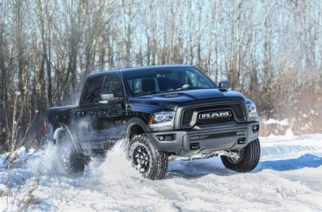 Ram Rebel is unique in the U.S. full-size truck segment with 33-inch off-road tires, air suspension and custom interior details.