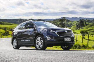Holden New Zealand - Equinox Photoshoot, 13 November 2017