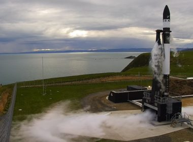 A range of government agencies, led by the Ministry of Business, Innovation and Employment (MBIE), are supporting Rocket Lab's test launch activities to ensure they are safe and secure. Photo Twitter