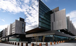 Christchurch District Court. Photo courtnews.co.nz