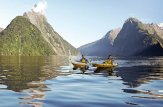 The tourism industry has entered a new phase where growth will be less spectacular than over the past five years. Photo www.newzealand.com