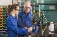 New Zealand currently leads the OECD for our participation rate in formal on-job training. Photo insidehighered.com