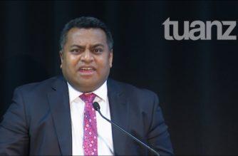 Commerce and Consumer Affairs Minister Kris Faafoi. Photo YouTube