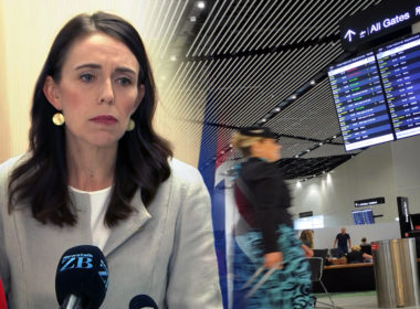 The Jacinda Ardern-led Government's business rescue package was a good start says says Auckland Business Chamber CEO, Michael Barnett - but SMEs are still struggling. Photo TVNZ